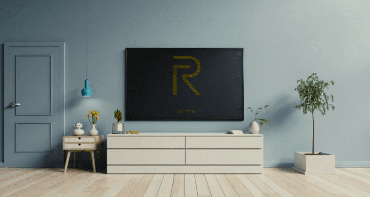 На выставке MWC 2020 состоится анонс Realme TV (realme tv ready to enter the market will compete with xiaomi mi tv tech gami)