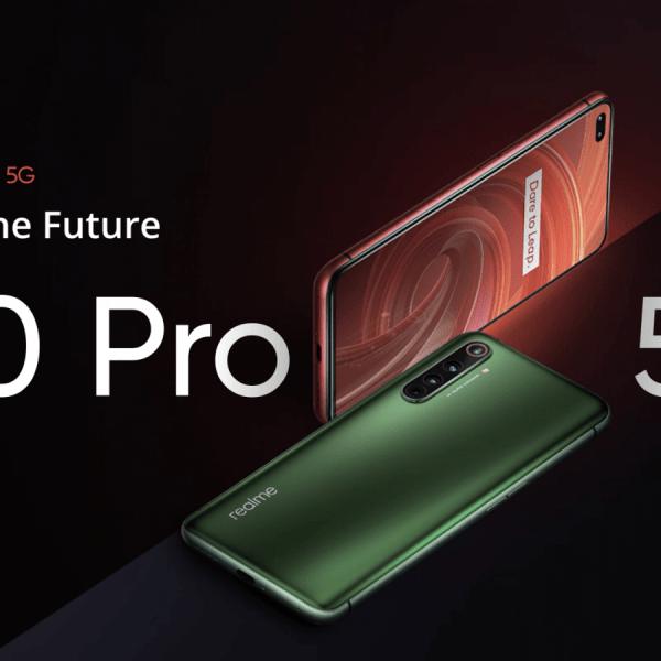 Компания Realme представила флагман Realme X50 Pro 5G (realme x50 pro 5g kv 2)