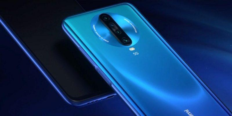 Redmi анонсировала новую версию смартфона Redmi K30 5G (redmi k30 5g blue 1200x593 large large large)