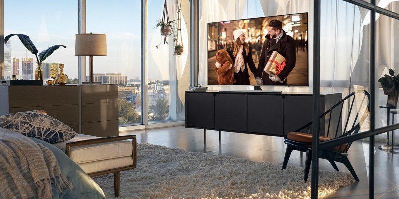 Samsung начала блокировать телевизоры, купленные не в официальных магазинах (televizor samsung ue65nu8000 65 dyujmov smart tv uhd 10)