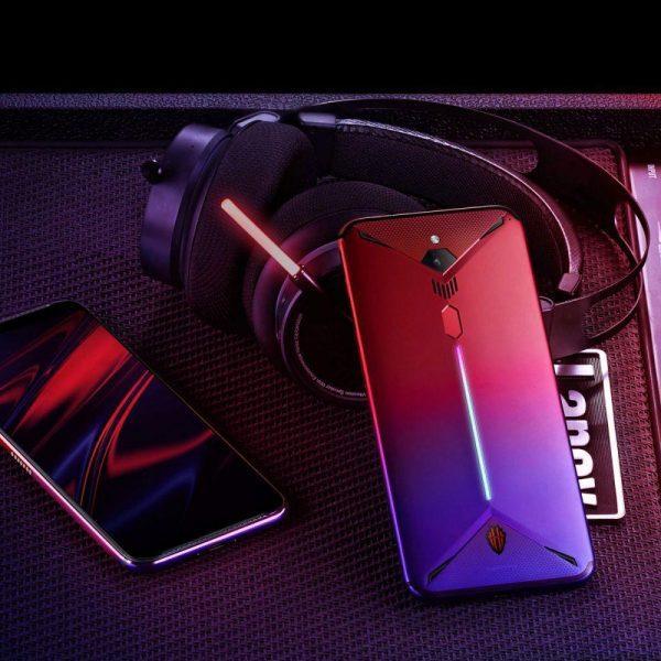Смартфон Nubia Red Magic 5G получит 16Гб оперативной памяти (tse 29 april nubia red magic 3)