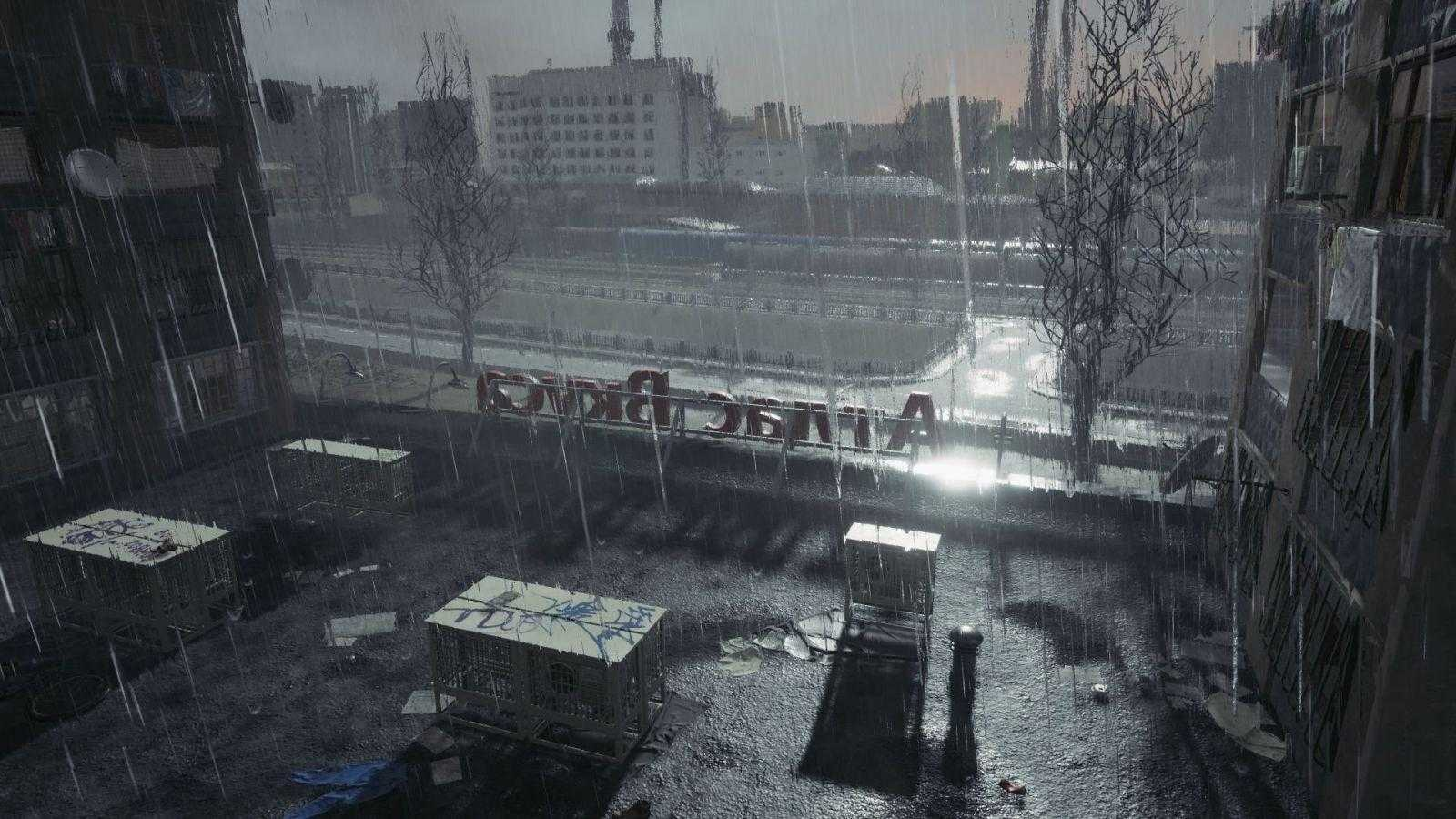 Энтузиасты создали российскую версию игры Silent Hill (twinsoul screen3)