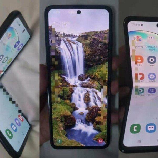 Samsung Galaxy Z Flip уже рассекретили на видео (video shows that the samsung galaxy z flip does that one thing you really want it to do)