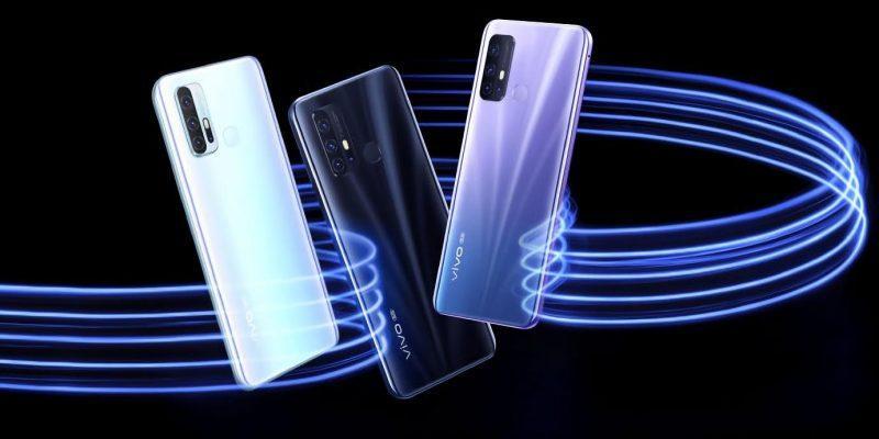 Vivo официально представила смартфон Vivo Z6 5G (wgt6etnn0bcm)