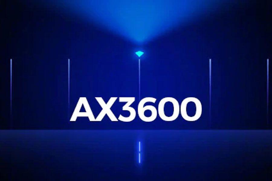 Xiaomi Wi-Fi 6 роутер AX3600
