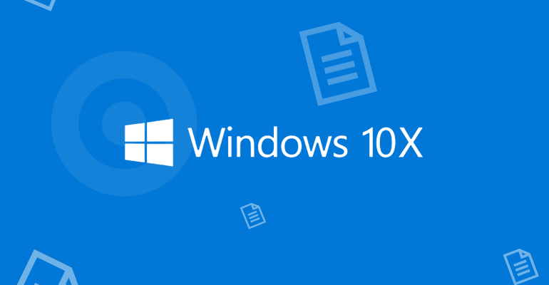 В Windows 10X появится функция динамичных обоев, как в macOS (windows 10x text bl)