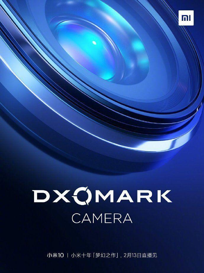 Новый тизер Xiaomi Mi 10 раскрывает характеристики камеры и аккумулятора (xiaomi mi 10)