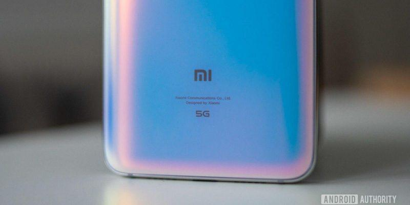 Xiaomi выпустили новую прошивку для смартфона Mi10 Pro (xiaomi mi 9 pro 5g logo closeup)