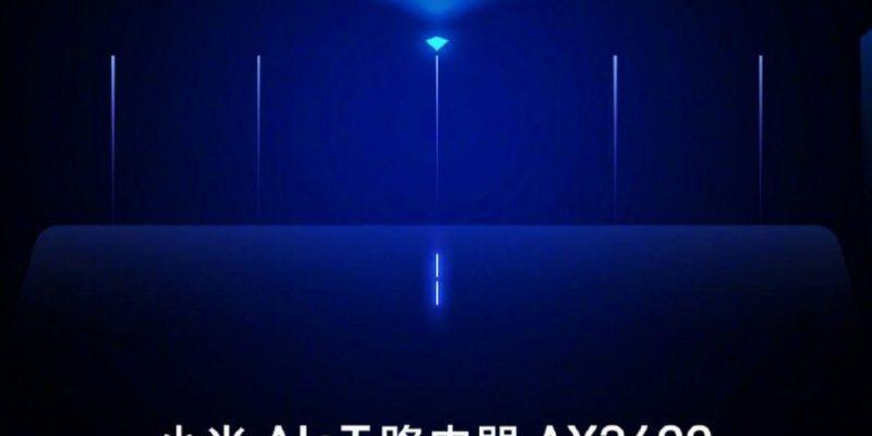Xiaomi готовит к выпуску маршрутизатор Xiaomi AIoT AX3600 (xiaomi router)