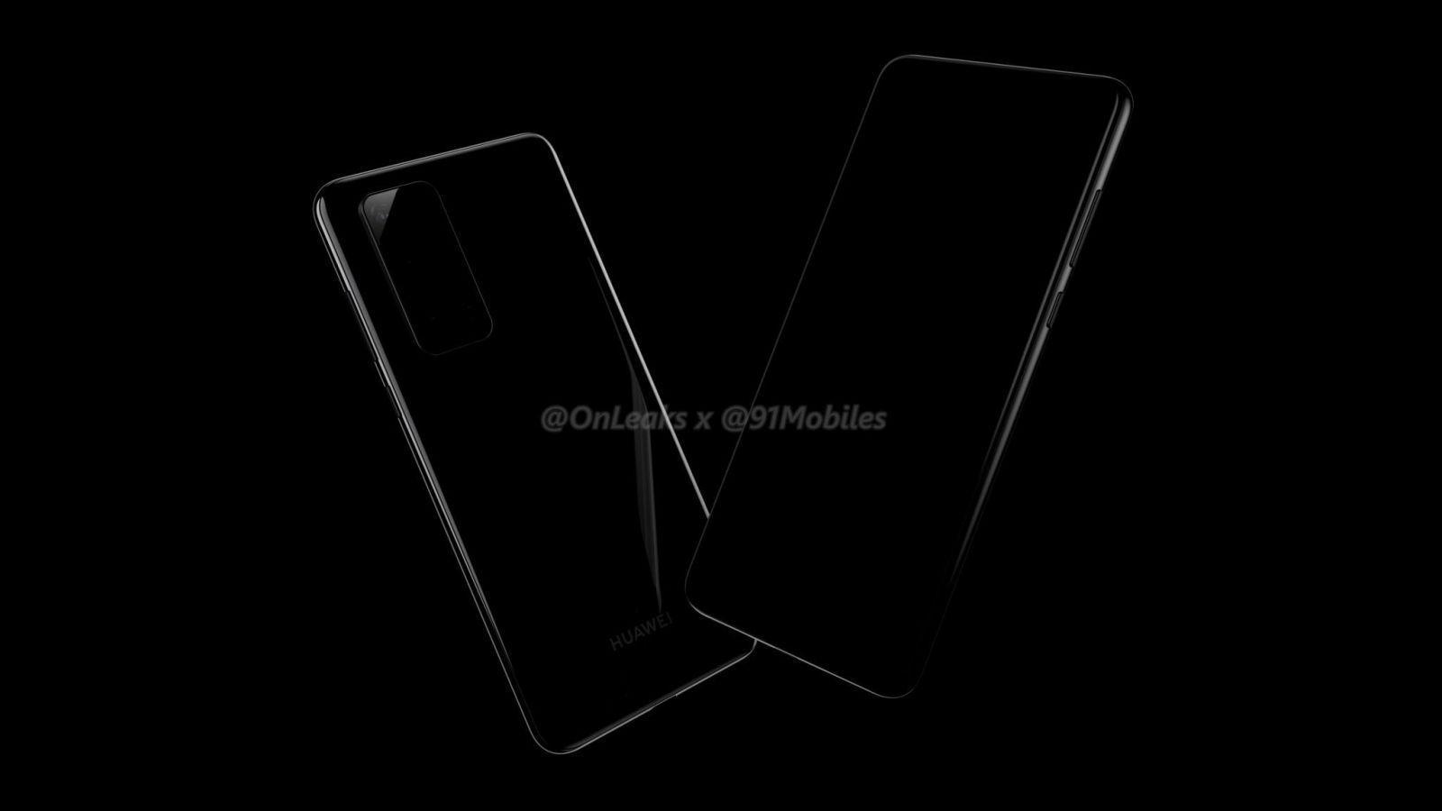 Раскрыта стоимость смартфонов Huawei P40 и P40 Pro (01)