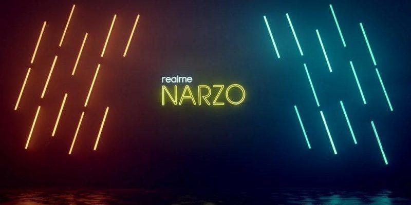 Realme Narzo 10 и Narzo 10A будут представлены 26 марта (1)