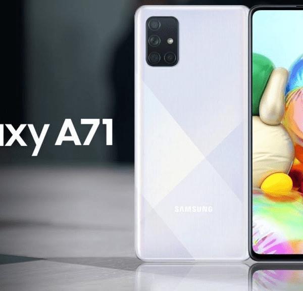 Samsung выпустит 5G-версию смартфона Galaxy A71 (155631 o)