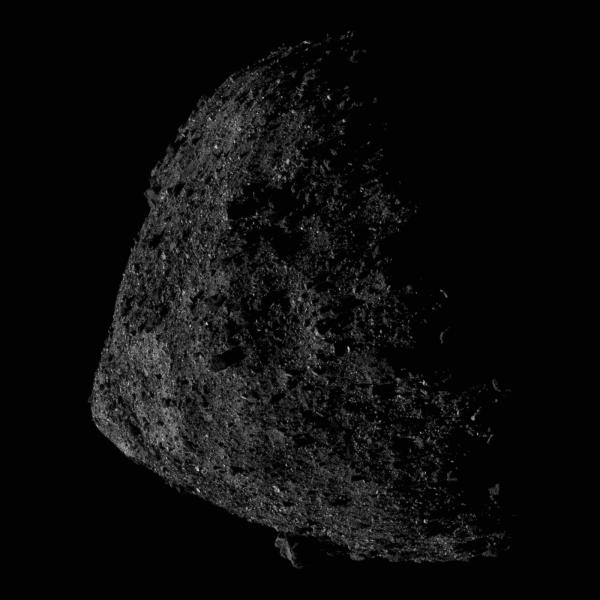 NASA показали поверхность астероида Бенну в разрешении 50699x25350 (32)