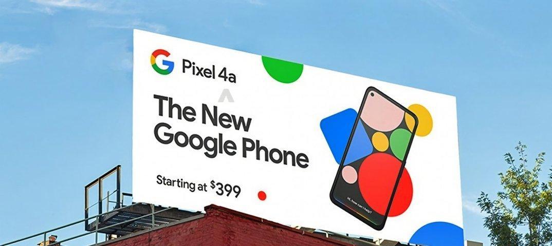 Раскрыта стоимость Google Pixel 4a (34xi 3vu7wq)