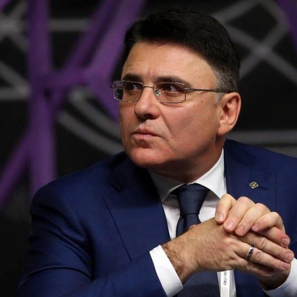 Жарова освободили от должности руководителя Роскомнадзора (5205030)