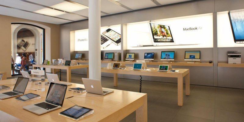 Apple отменила мартовскую презентацию из-за коронавируса (apple store italy 1)
