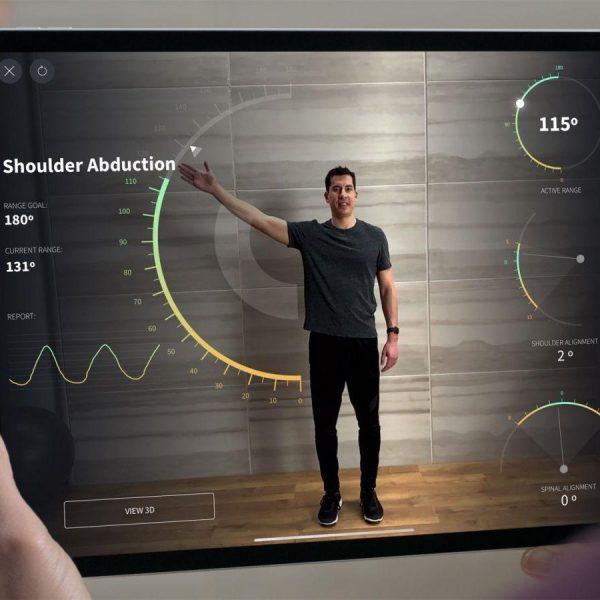 Apple представила новый iPad Pro со сканером LiDAR (apple new ipad pro ar screen 1 03182020)