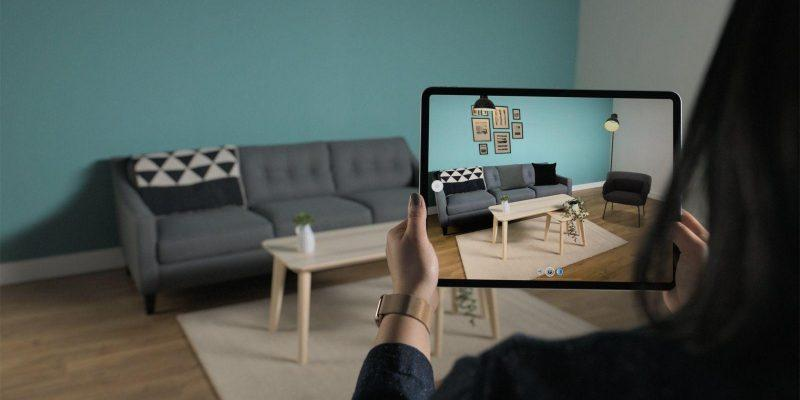 Apple ведет переговоры о производстве iPad в Индии (apple new ipad pro ar screen 4 03182020)