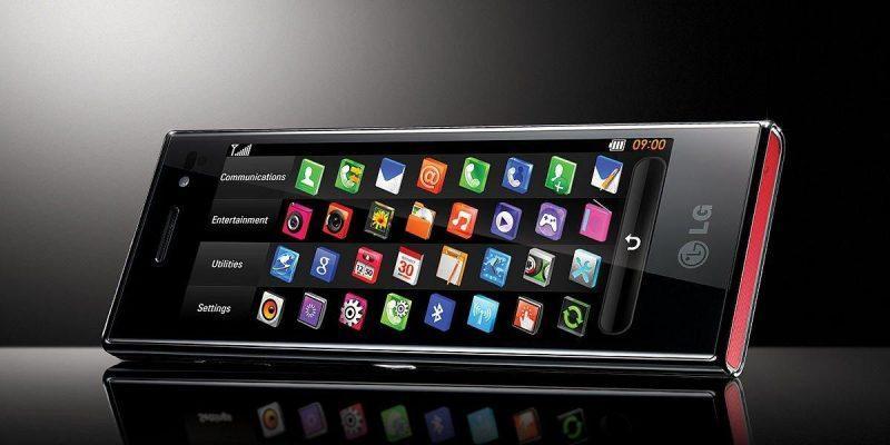LG убивает G-серию смартфонов для возрождения Chocolate (bl40)