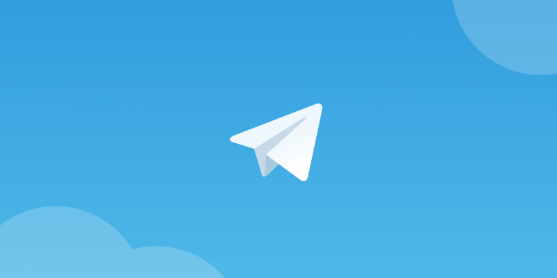 В бета-версии Telegram появились папки с чатами (blokirovka telegram hronika 01)