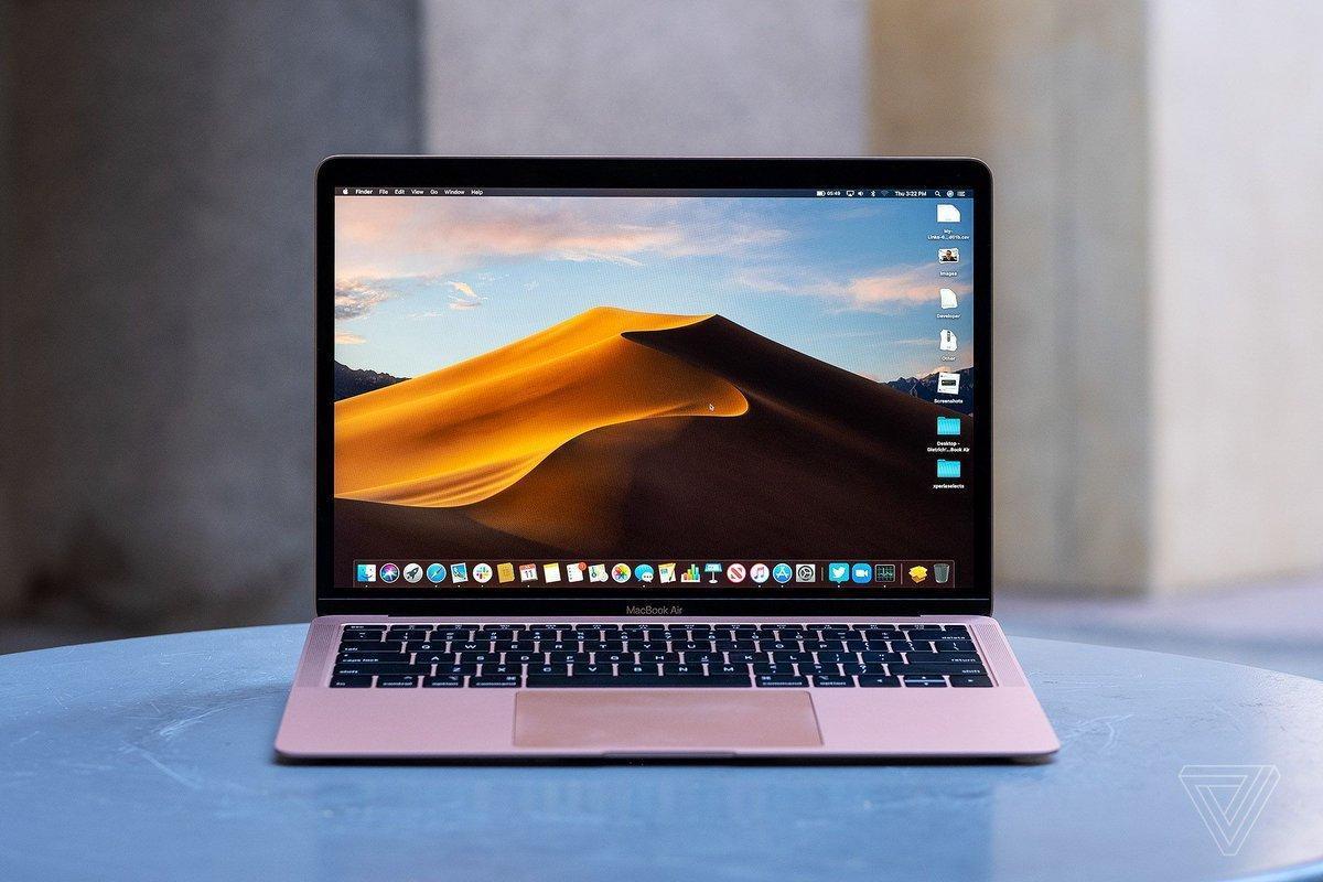 Главные отличия нового MacBook Air от модели 2019 года (d 83mnuwsaakzmp)