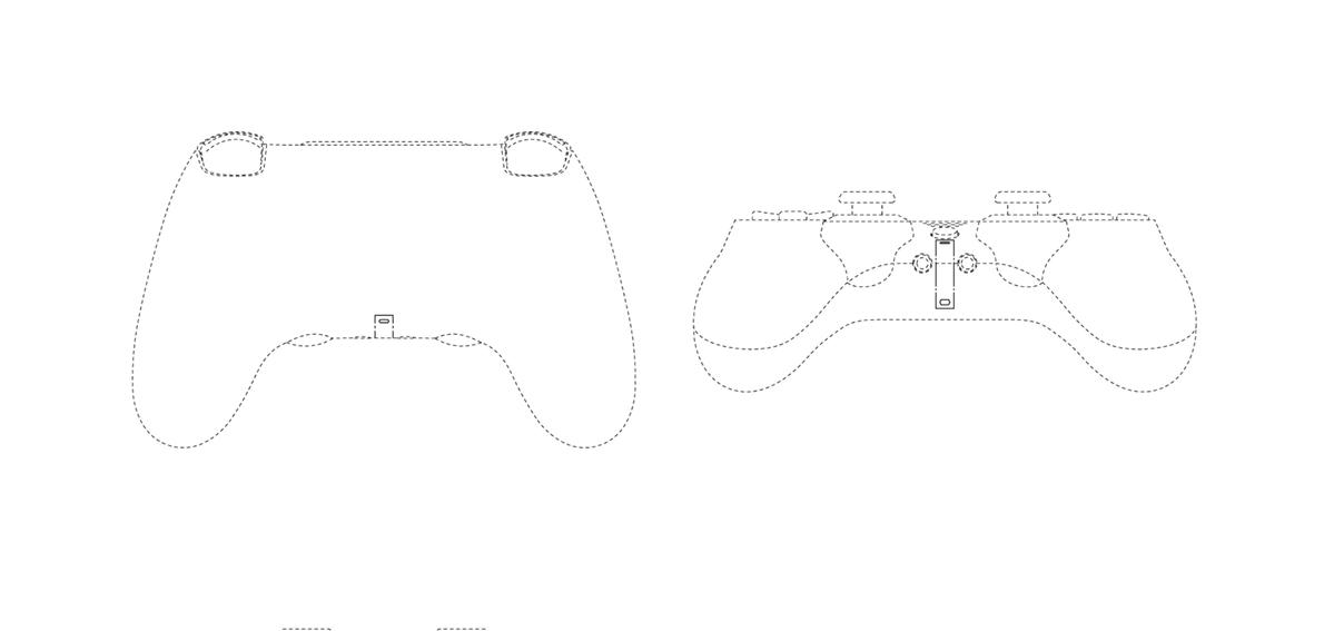 Sony скоро представит PlayStation 5. Что мы от неё ожидаем (dualshock 5 possible 2)
