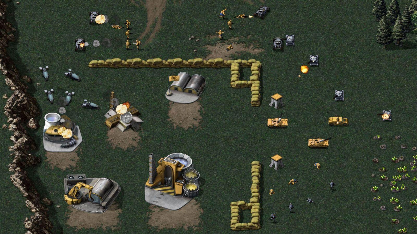 Command & Conquer Remastered Collection выйдет уже 5 июня 2020 года (ehlnanovuaadjd2 scaled)