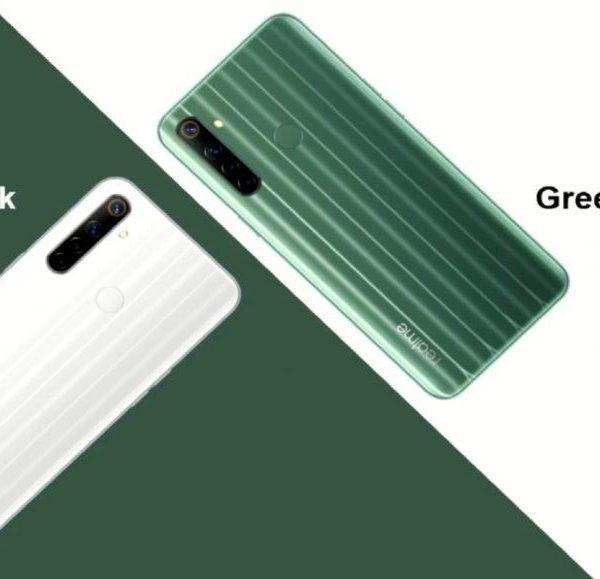 Realme представила первый в мире смартфон с чипом Helio G80 - Realme 6i (ettfca uyaeiufb large)