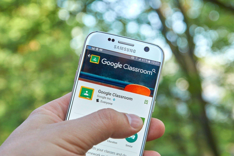 Из-за коронавируса взлетела популярность приложения Google Classroom (google classroom)