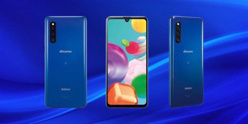 Компания Samsung представила доступный смартфон Samsung Galaxy A41 (gsmarena 000)