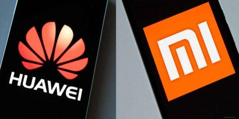 Xiaomi превзошла Huawei по объёму (huawei xiaomi)
