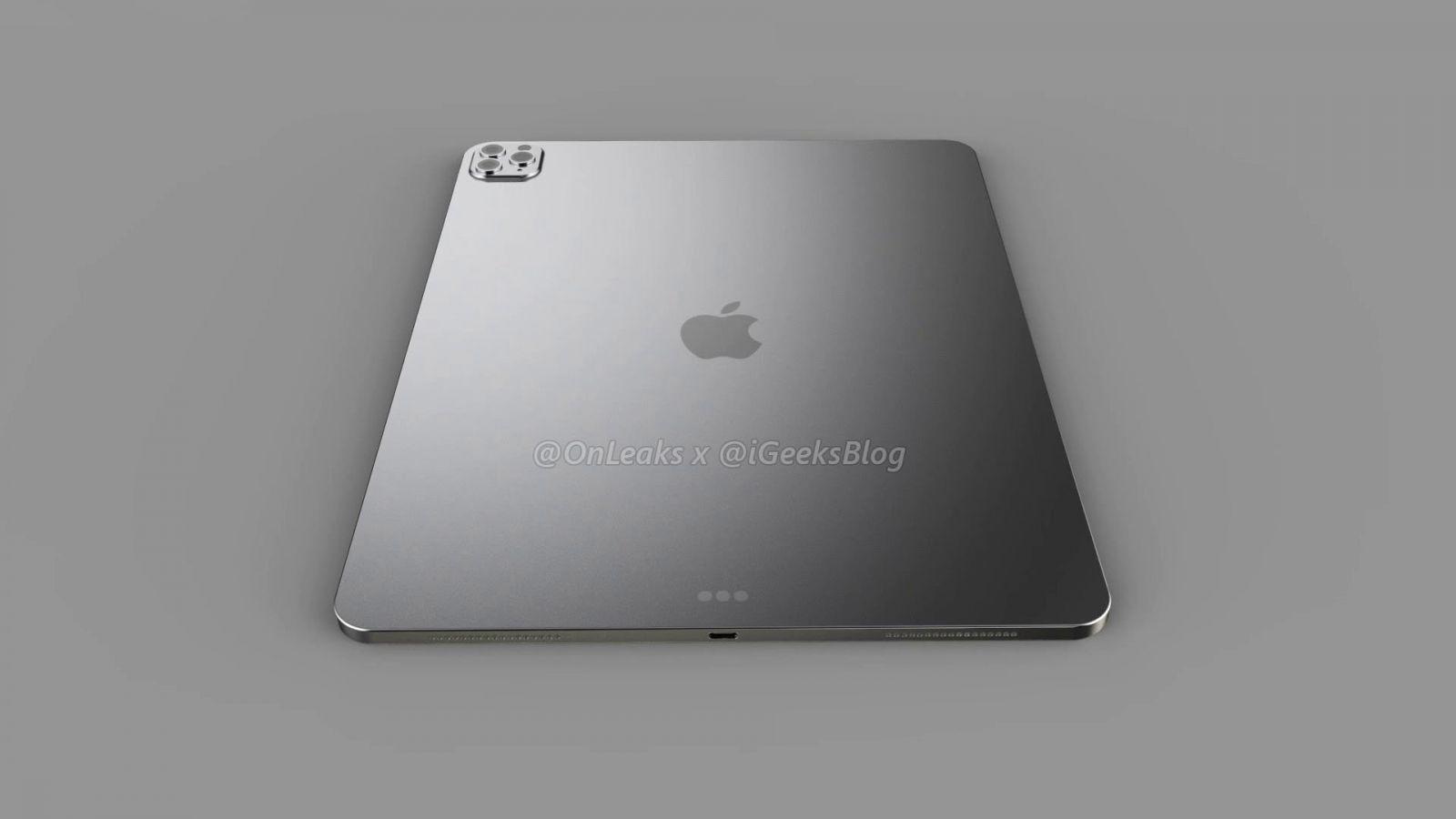 Первые слухи о новом iPad Pro (ipad pro 2020 17)