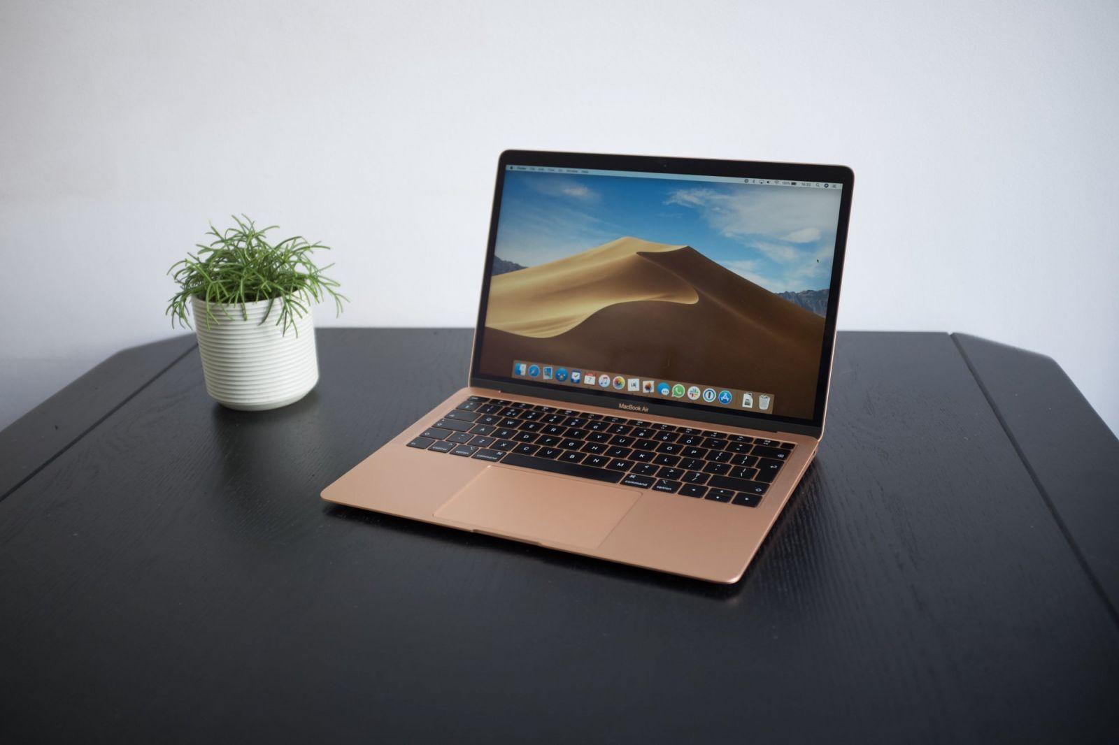 Главные отличия нового MacBook Air от модели 2019 года (macbook air 2)