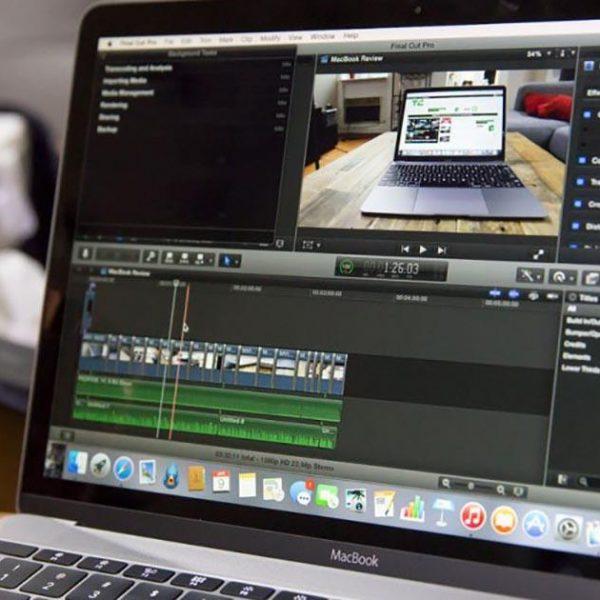 В Final Cut Pro X и Logic Pro X появился 90-дневный пробный период (macbook final cut pro)