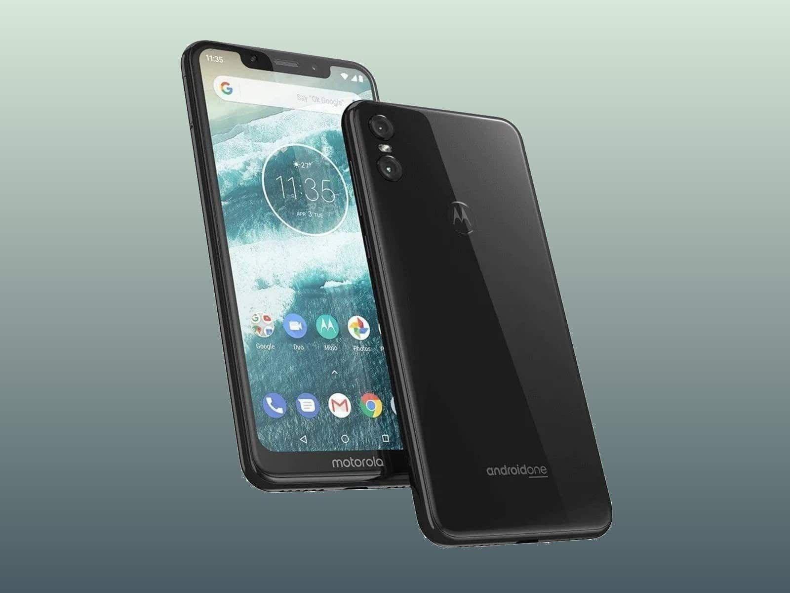 Motorola One получит обновление Android 10 (motorola one 22)