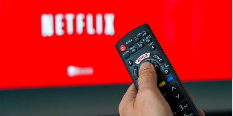 Netflix получает выгоду от коронавируса (netflix)