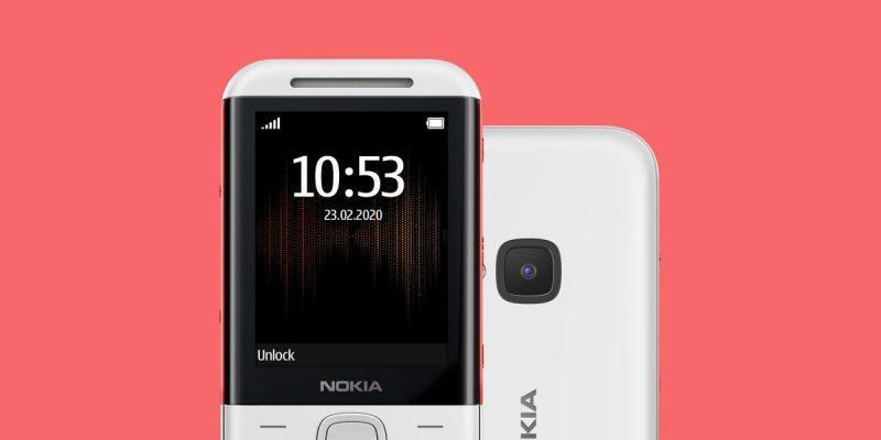 Nokia возродила смартфон Nokia 5310 XpressMusic (nokia 5310 og)