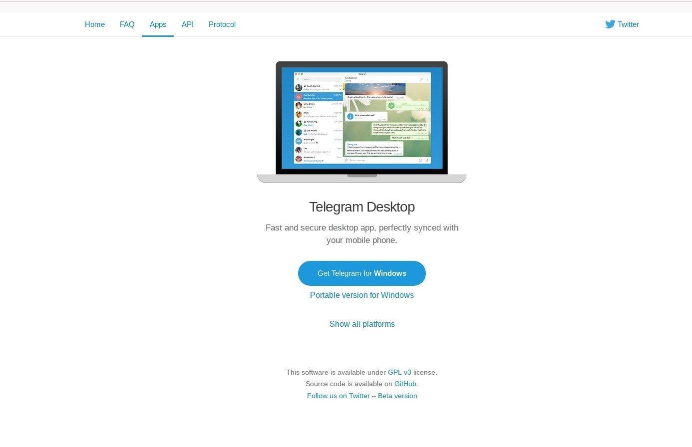 Как обновить Telegram до бета-версии с папками чатов (o6sqj08tp y 1)