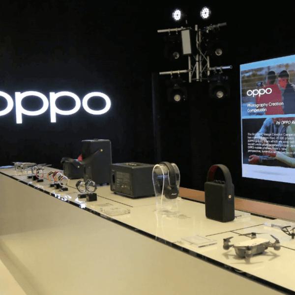 OPPO выпустит собственную линейку умных телевизоров (oppo)
