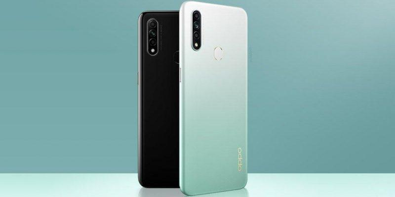 OPPO сделала новый ультратонкий смартфон OPPO A31 (oppo a31 specs price features 1)