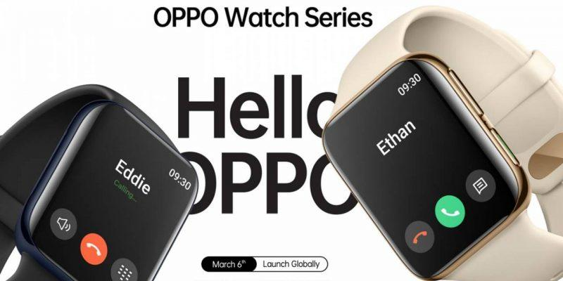 Часы OPPO Watch покажут уже 6-го марта (oppo watch series main 1280x720 1)