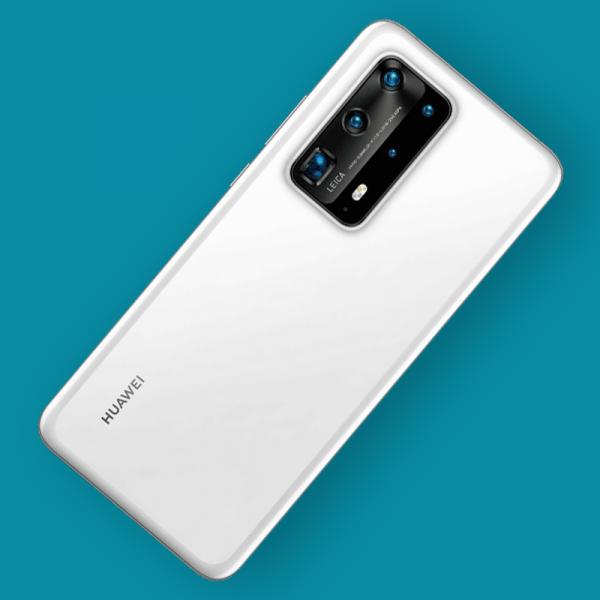 Первые фото с нового смартфона Huawei P40 Pro (phone 1579253800)