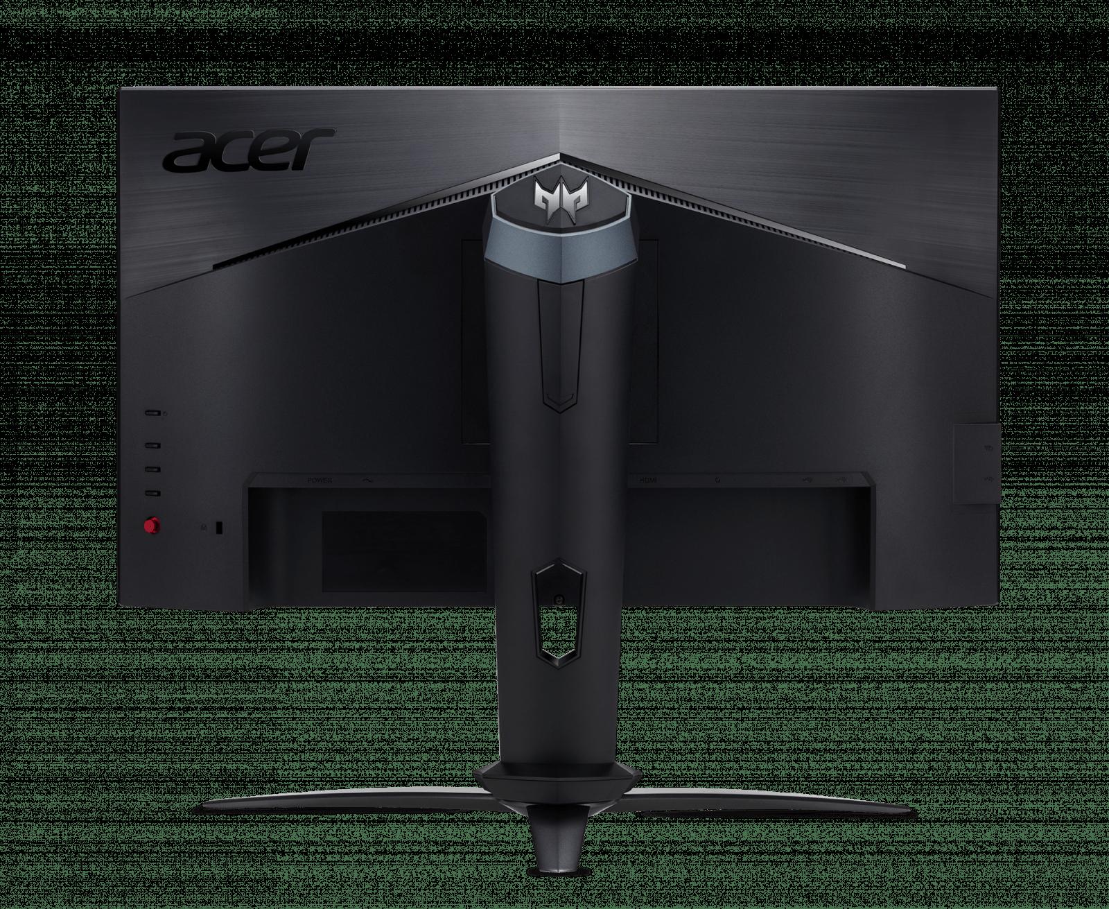 Acer выпустила новый игровой монитор Predator XB253QGP (predator monitor xb3 series xb273p xb253q gp 04)