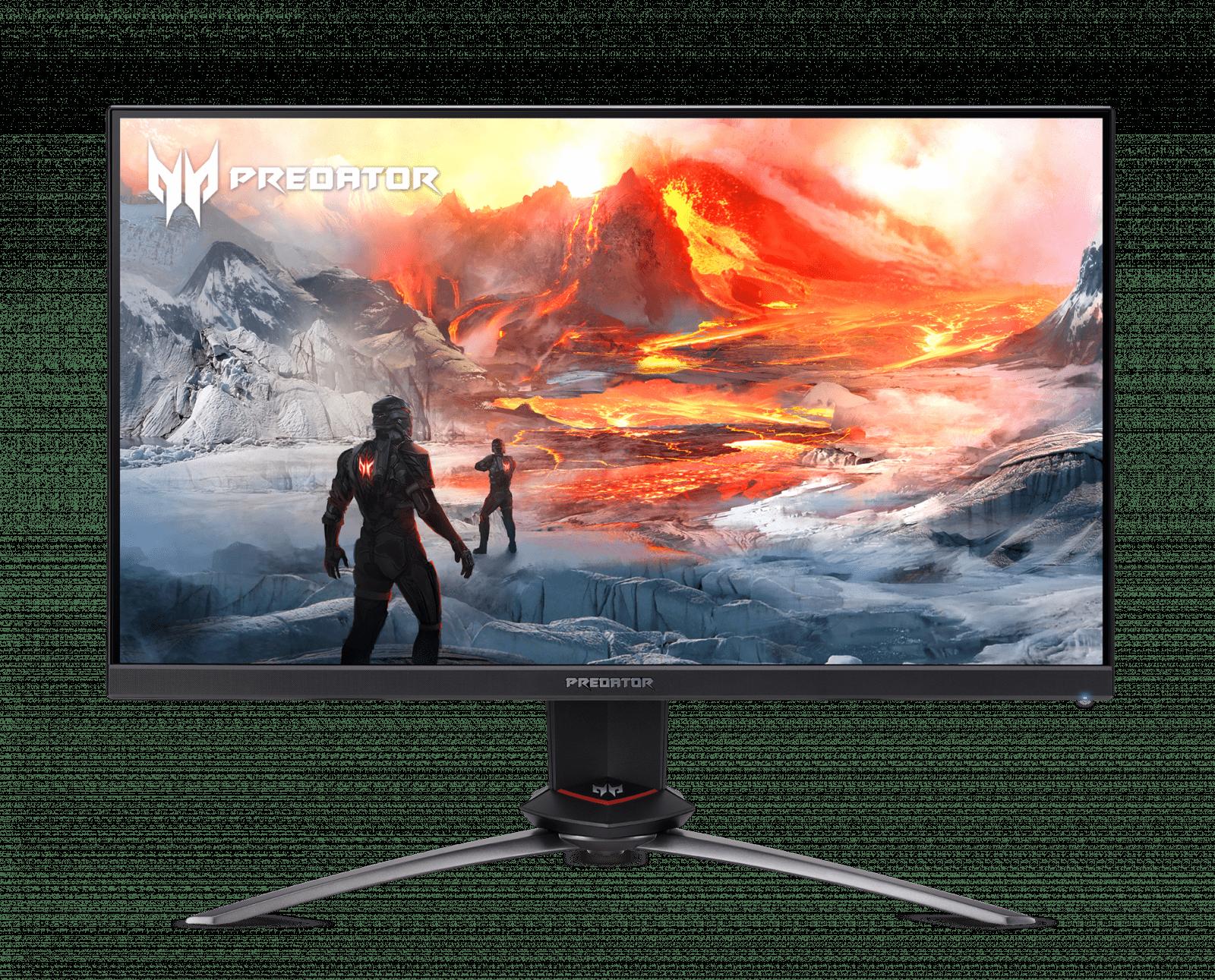 Acer выпустила новый игровой монитор Predator XB253QGP (predator monitor xb3 series xb273p xb253q gp wp mainstream 01)