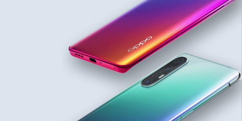 Компания OPPO представила международную версию смартфона Reno3 (qknlrqvlnmts)
