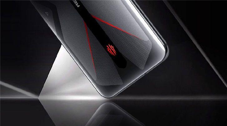 Бренд Nubia официально представил игровой флагман Nubia Red Magic 5G (red magic 5g hacker black)