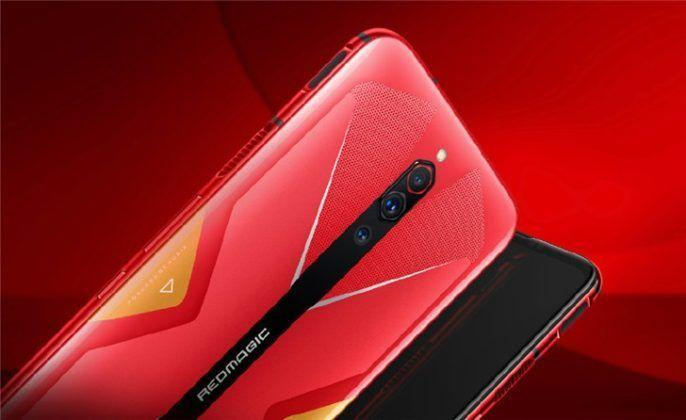Бренд Nubia официально представил игровой флагман Nubia Red Magic 5G (red magic 5g mars red 686x420 1)