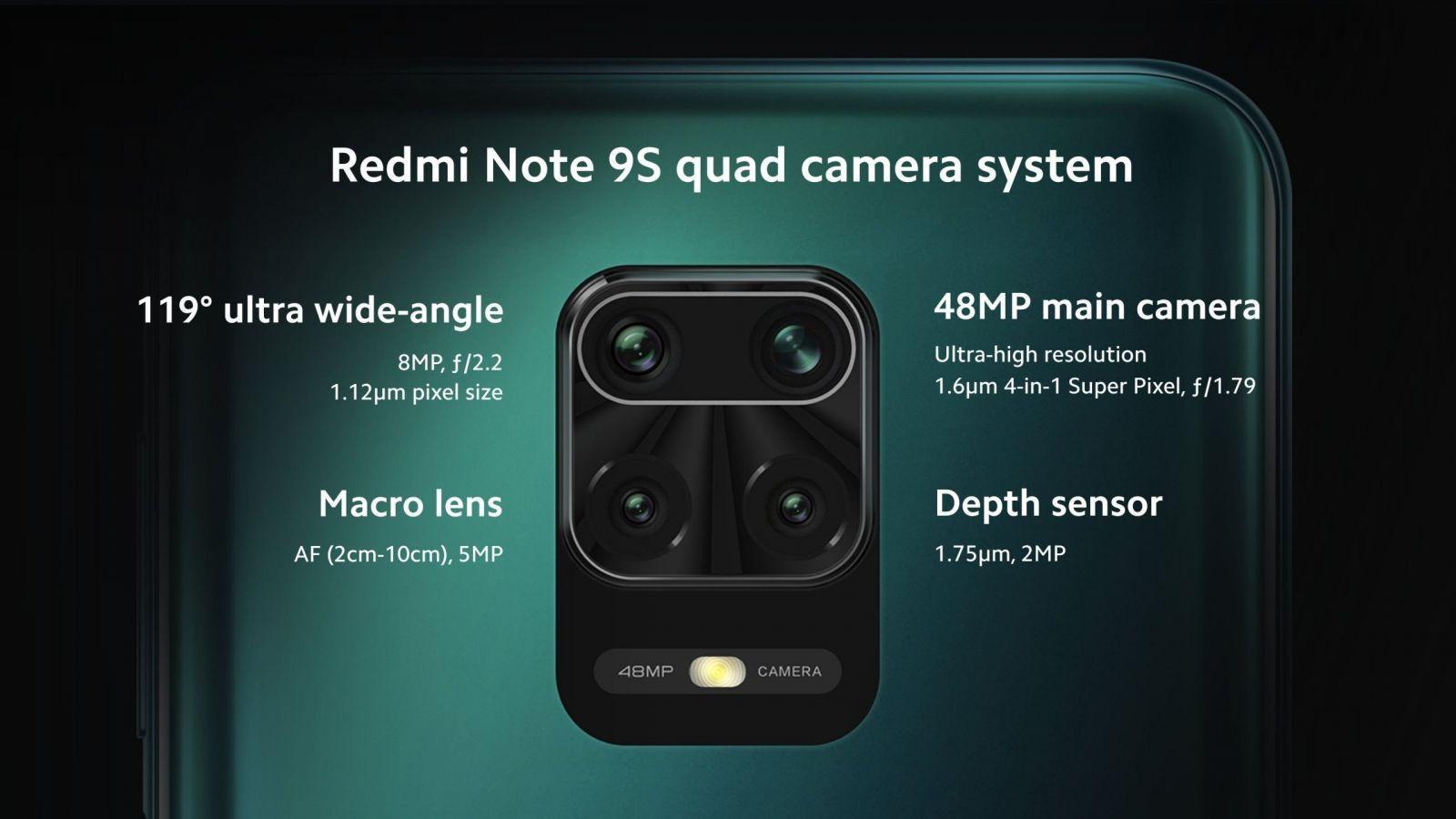 Redmi представила глобальную версию смартфона Redmi Note 9 Pro (redmi note 9s 6 scaled)