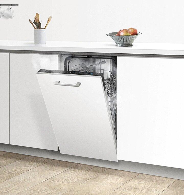 Samsung выпустил новые посудомоечные машины в России (ru feature auto opens to release steam dry faster 204068411)