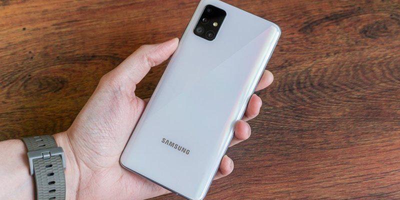Samsung скоро выпустит Galaxy A51 с поддержкой 5G (samsung galaxy a51 2)